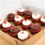 Dozen Red Velvet Mini's